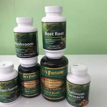 Kelly's Supplements